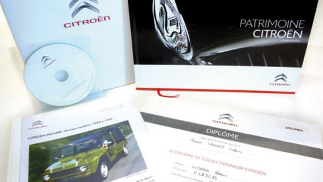 Citroën Archives - Content of the