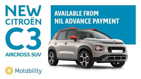 New-C3-Aircross-Q1-Motability-Offer