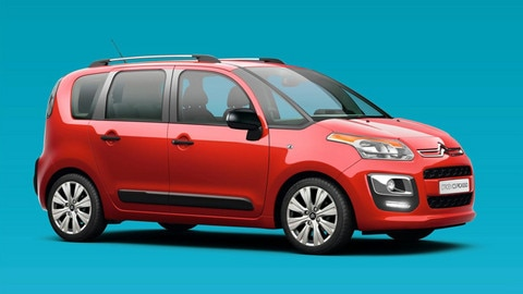 Citroën C3 Picasso wins What Car? Best Buy Awards