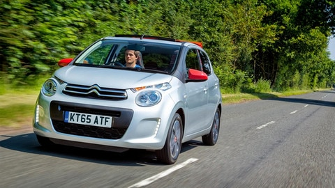 Citroën's city car credentials recognised at Greenfleet Awards