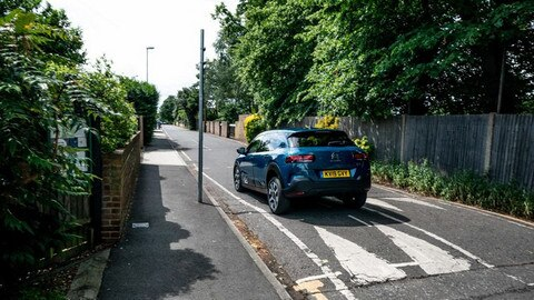 Citroën UK Brings Extra Comfort To The Bump In The Road
