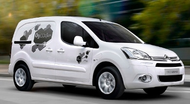 Berlingo Electric