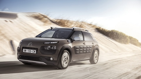 Citroën C4 Cactus Rip Curl: the all-outdoor version