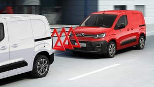 Citroen-Van-Active-Safety-Brake