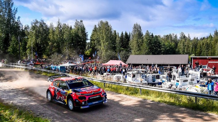 Rally-Finland