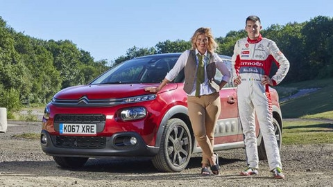 Hearts Race As First Dates Couples Go 'Speed Dating' With Citroën