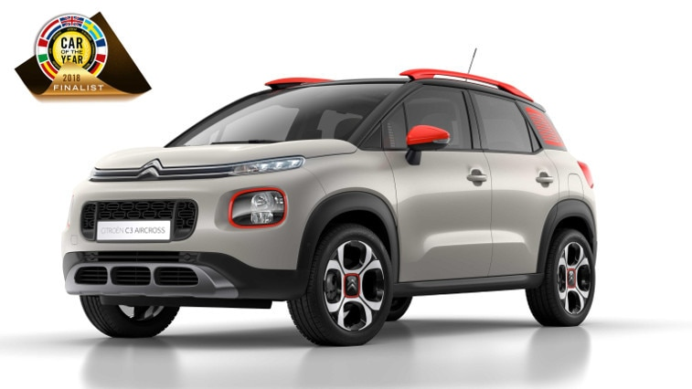 C3 Aircross COTY Finalist