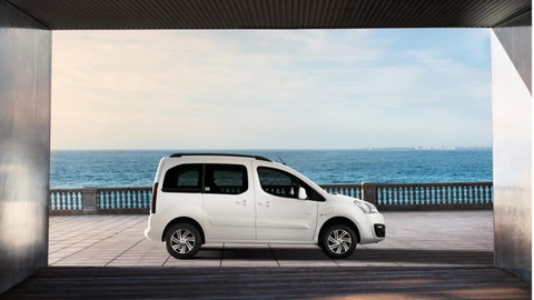 Citroën E-Berlingo Multispace: The Leisure Activity Vehicle Goes Electric