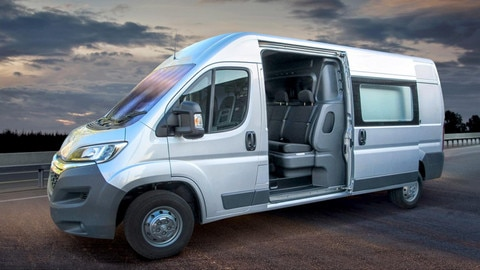 Citroën Relay Ready to Run range expanded