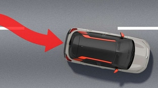 Citroen-SUV-Technology-Lane-Departure-Warning-System