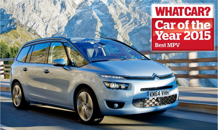 What Car of the Year Grand C4 Picasso 750x450