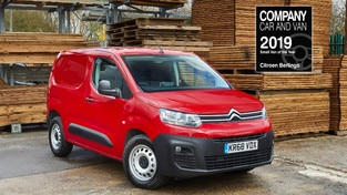 Citroën Berlingo Van-Company-Car-and-Van-Awards-2019