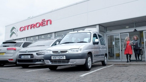 Community Charity Vehicles Repaired With Love From Citroën