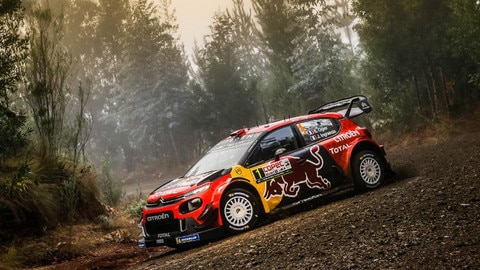 Citroën Determined To Continue The Charge In Wales