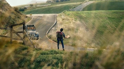 Citroën Launches its New Brand Advertising Campaign: 'Inspired By' Your Desire for Freedom Since 1919