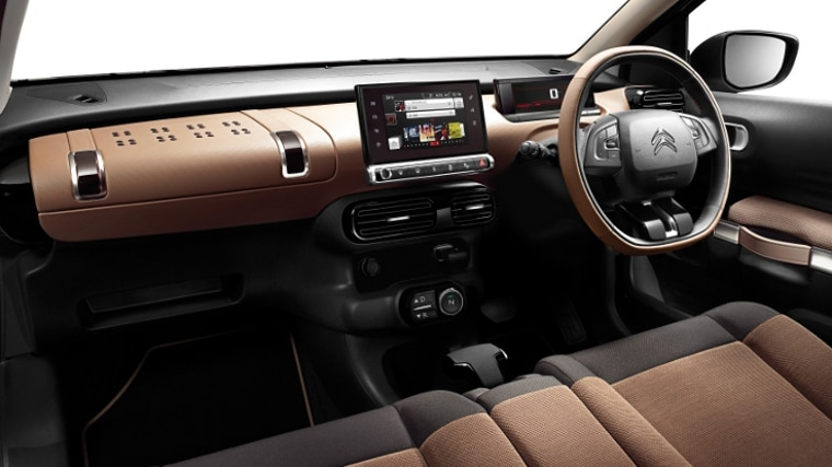 New C4 Cactus Wins 'Most Beautiful Interior' at 2015 ...